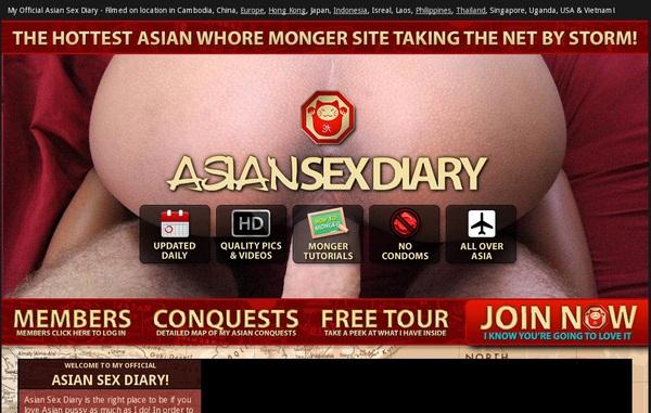 Asian Sex Diary Promos