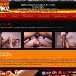 Bare Back Latinoz Accounts Daily