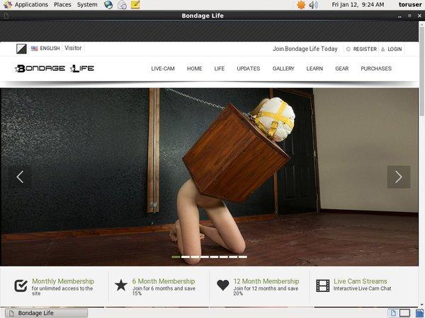 Bondagelife Order Page