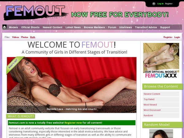 Femout Update
