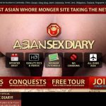 Free Asian Sex Diary Discount Membership