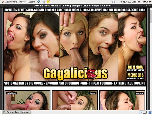 Gagalicious For Free