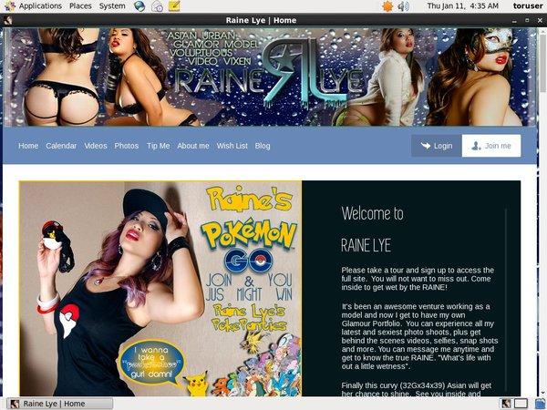 How To Get Free Rainelye.com