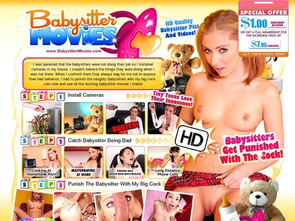 Promo Code Babysittermovies