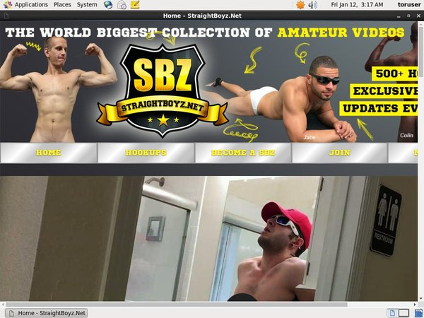 Straightboyz.net Scenes