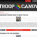 Troop Candy Site Review
