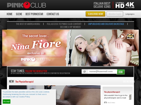 Pinkoclub Discount Porno