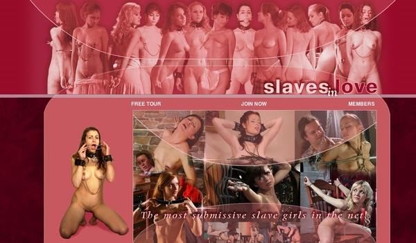 Slavesinlove.com Discount Info