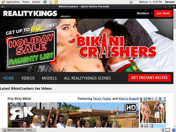 Bikinicrashers Discount Limited