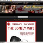 Cruel Romance Free Stream