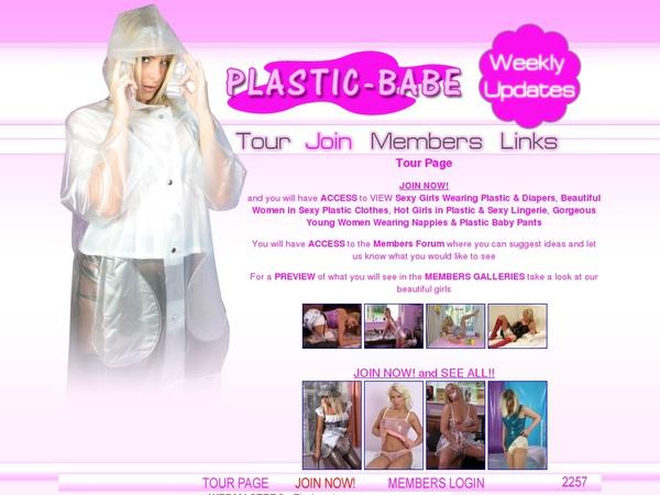 Plastic Babe Free Membership