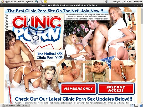 Porn Clinic Discount Membership