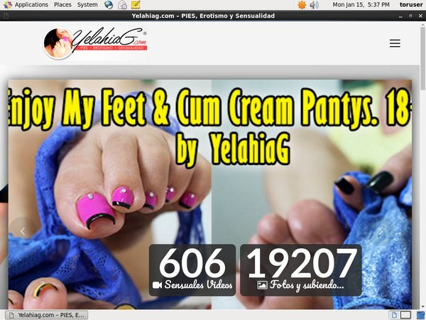 Yelahia G Videos Gratis