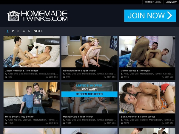 Homemadetwinks Free Access