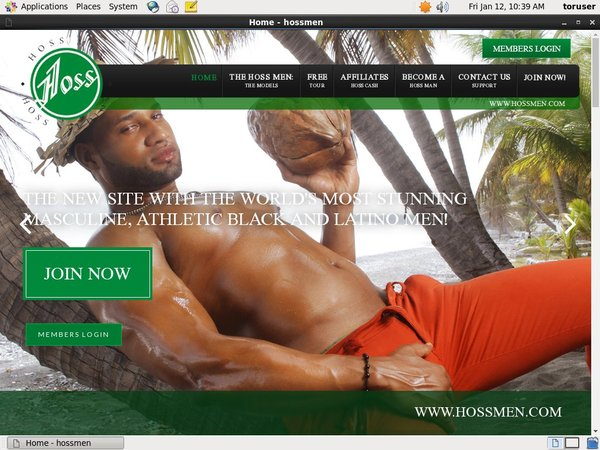 Hoss Men Discount Site