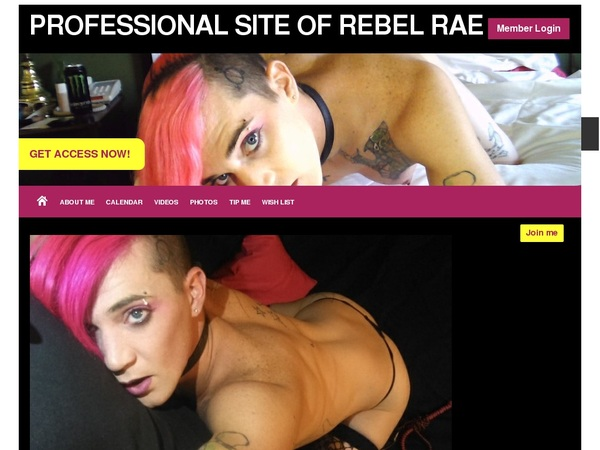 Rebel Rae Discount Special