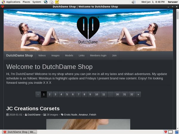 Discount Dutchdameshop Link