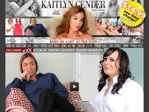 Get Kaitlyn Gender Trial Free