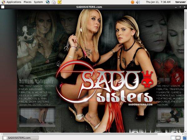 Sado Sisters Free Trial Url