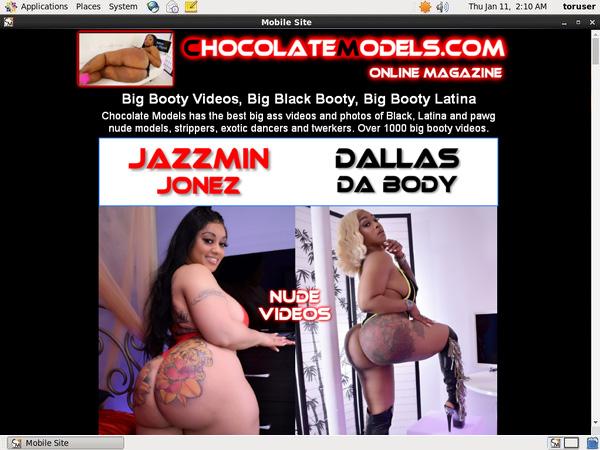 Chocolatemodels Subscription