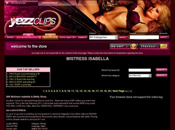 Id Yezzclips.com