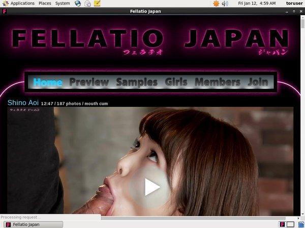 Premium Fellatiojapan.com Account