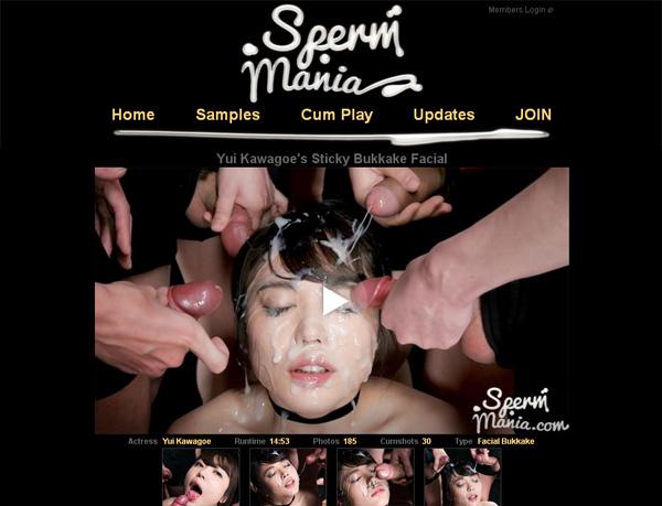 Spermmania.com Free Mobile