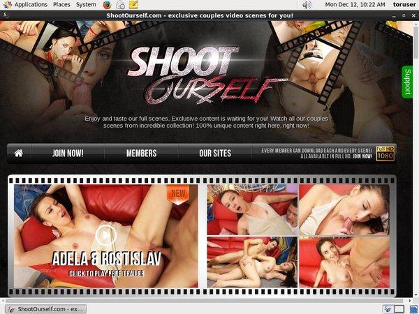 Shoot Ourself Full Website