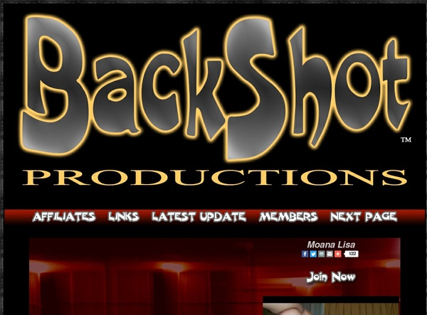 Backshot Productions Trial Member