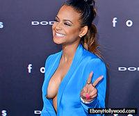 Ebony Hollywood sextapes
