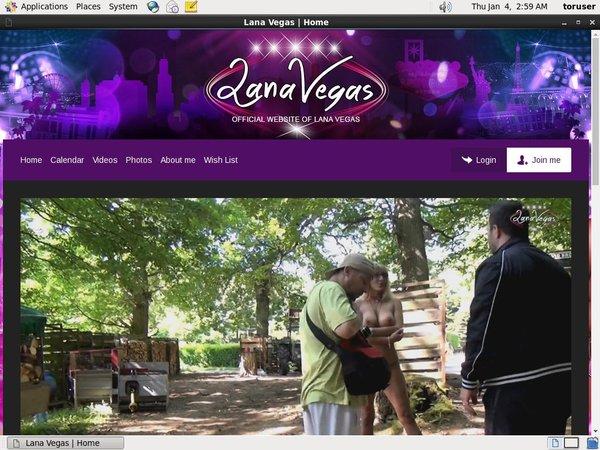 Vegas Lana Free Membership