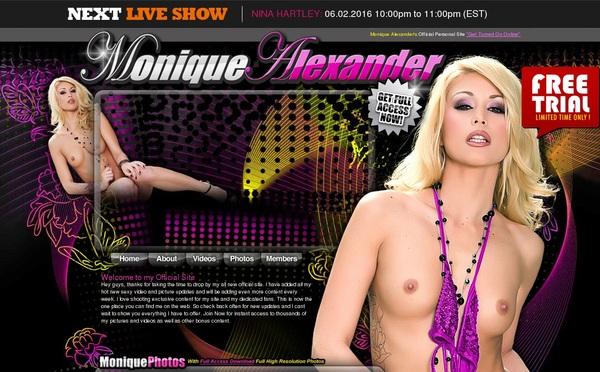 Monique Alexander Gay