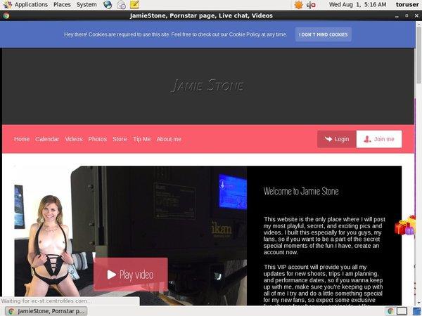 Jamie Stone Site Review