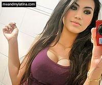 Me And My Latina amateur gf