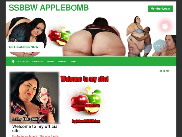 New SSBBW Applebomb Discount Deal