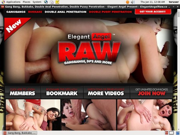 Elegant RAW Free Full