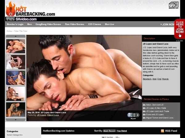 Free Hotbarebacking.com Acc