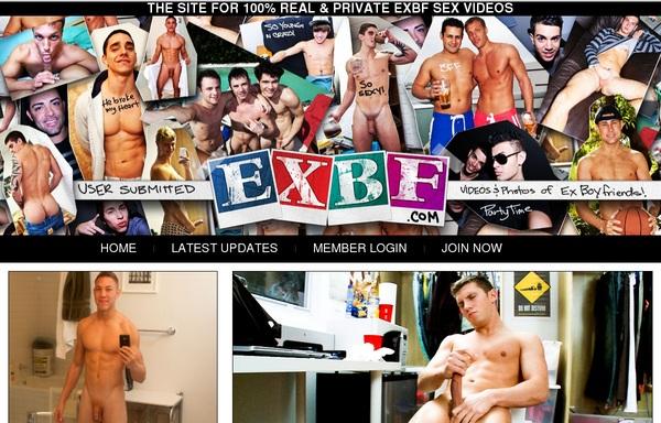Exbf.com Free Discount