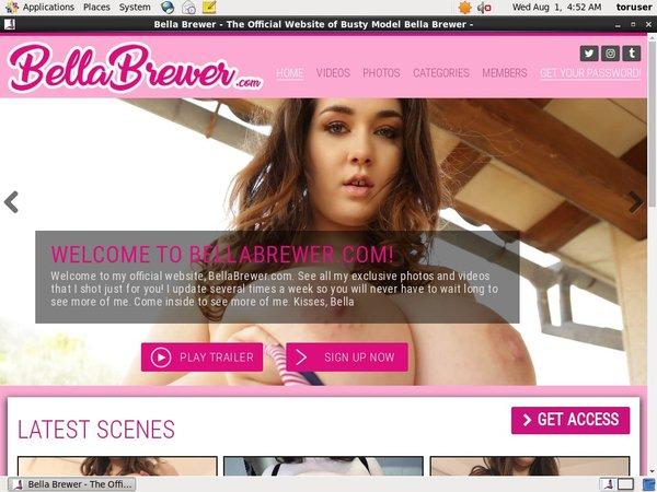 Free Bellabrewer.com Premium Acc