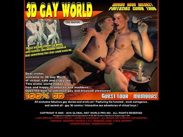 3dgayworld.com Deals