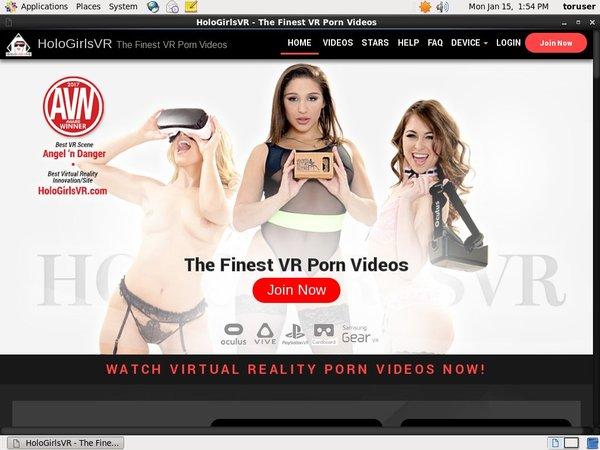 Holo Girls VR Full Hd