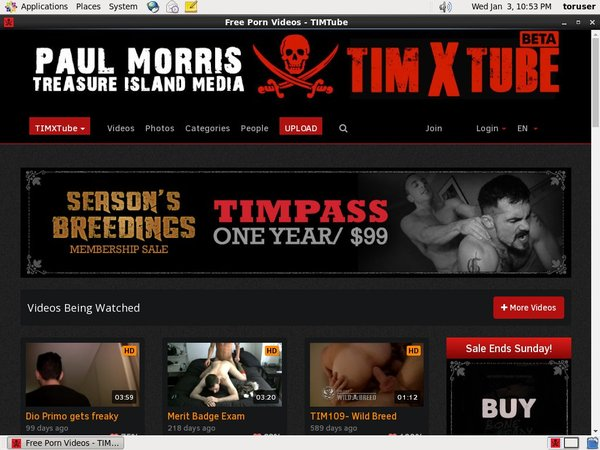 Timxtube.treasureislandmedia.com Paypal Register