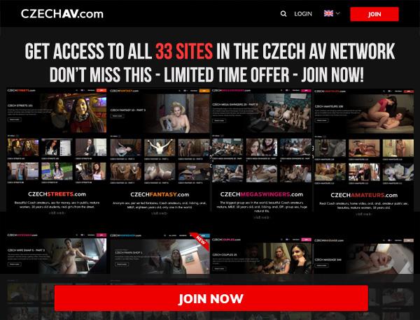 Czechav.com Join With Phone