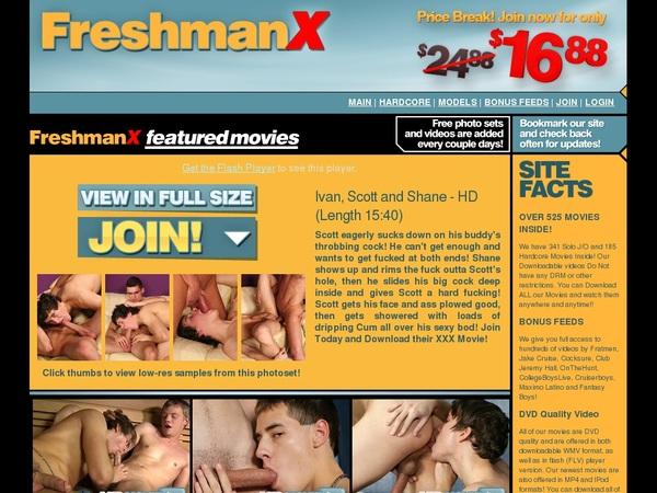 Freshmanx Free Join