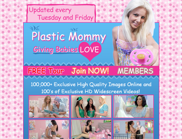 How To Get Into Plastic Mommy