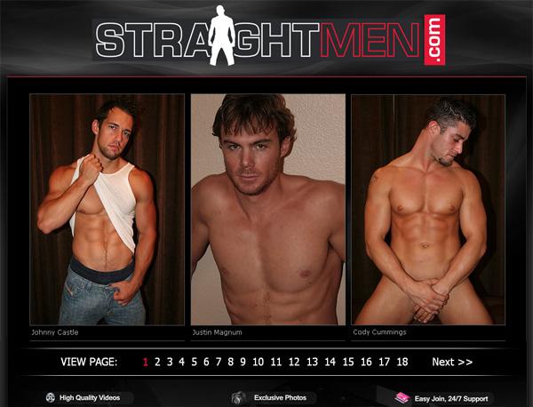 Straightmen Buy Membership