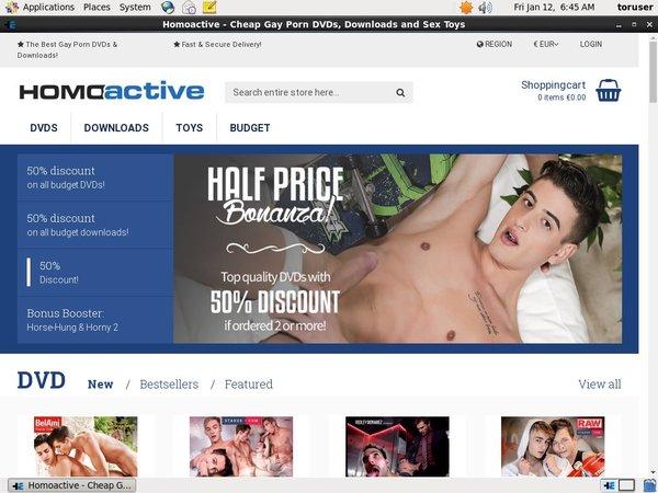 Try Homoactive.com