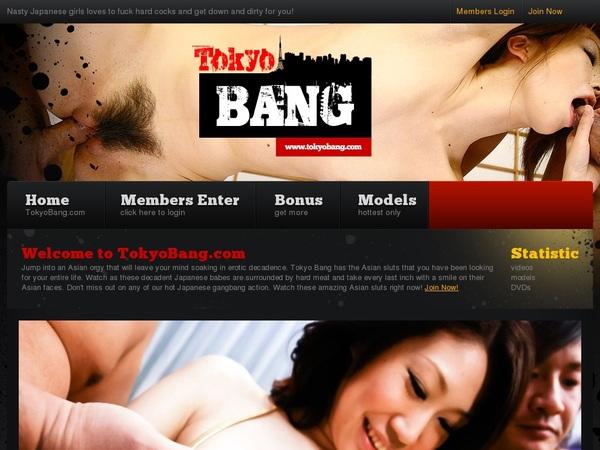 Tokyo Bang Pussy